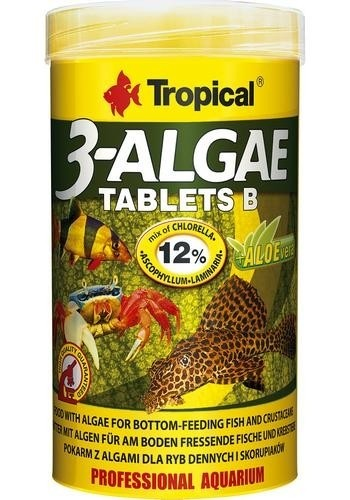 TC 3-Algae Tablets B