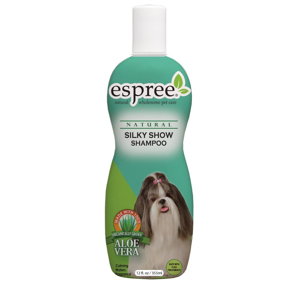 Espree Silky Show Long Coat Shampoo 355ml