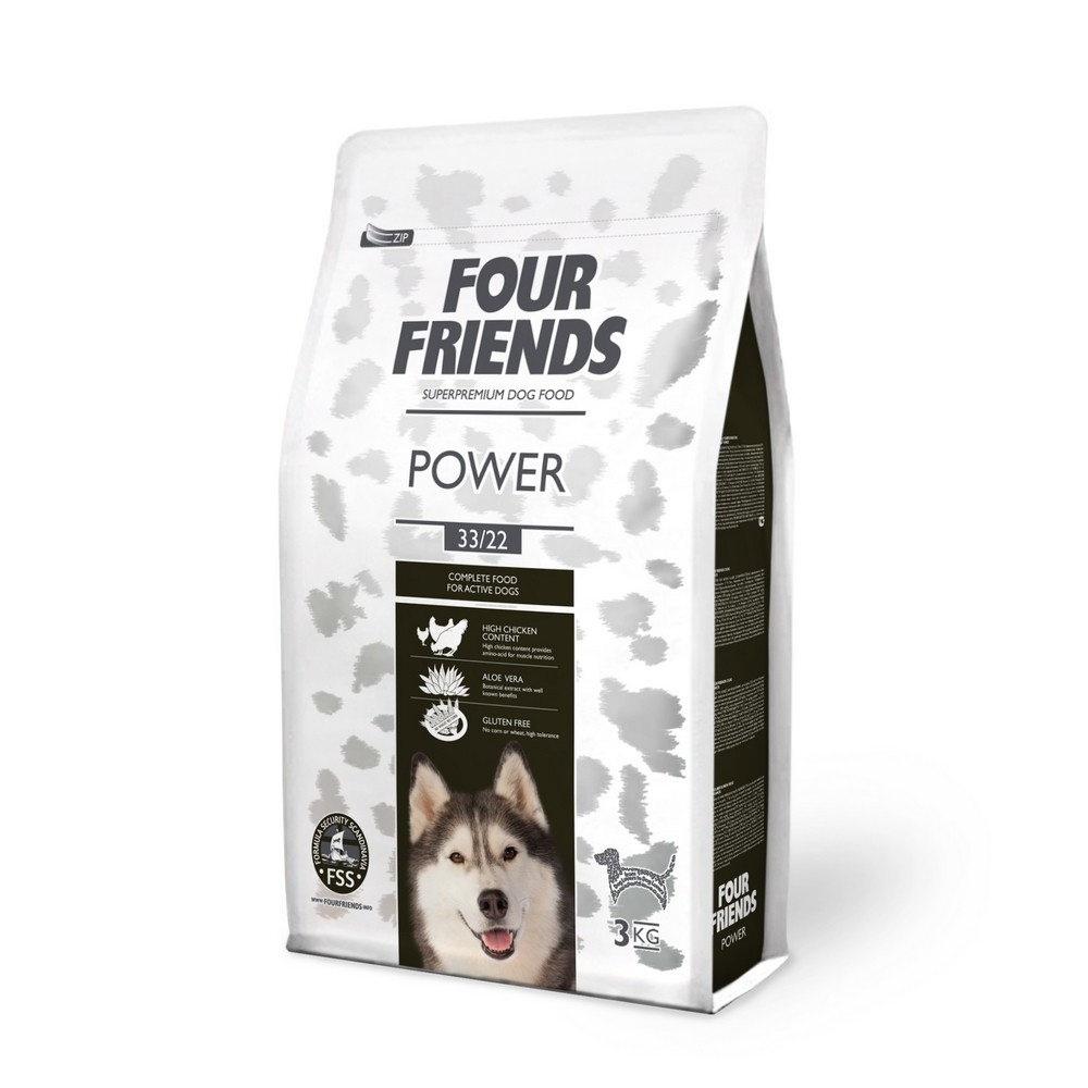 FF Dog Power