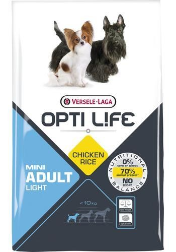 Opti Life Adult Light foder