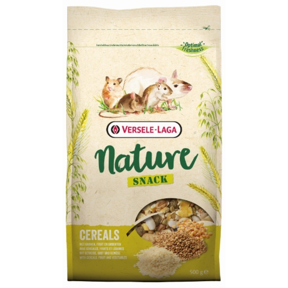 Nature Snack Cereals - 500g