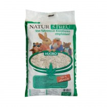 HUGRO Natural Hemp Bedding - 10 L