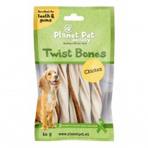 PP Chicken Twist Bones - 60 gram