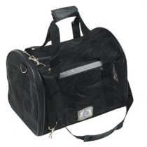 CARRYING BAG BLACK NYLON