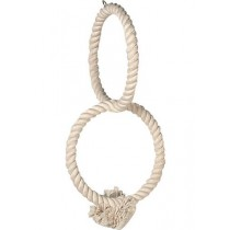 COTTON ROPE  2 RINGS