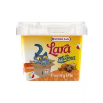 Lara Snacks Fjerkræ mix 75gr