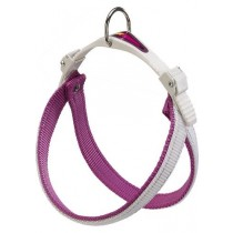AGILA DUAL 6 HARNESS WH-PURPLE