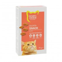 Rosie's Choice Salmon Snack 75gr