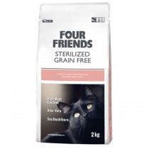 FF Cat Sterilized 2 kg