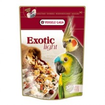 Papegøje Exotic Light 750 gr.