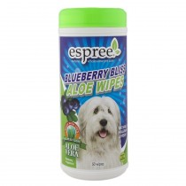 Espree Blueberry Wipes x50