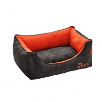 H.Hundeseng Belfast 80x60, Antracit/Orange