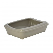Arist o Tray Jumbo Warm Grey